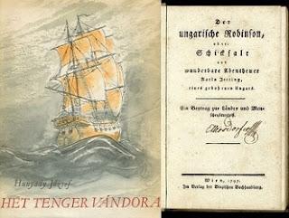 Hét tenger vándora könyv