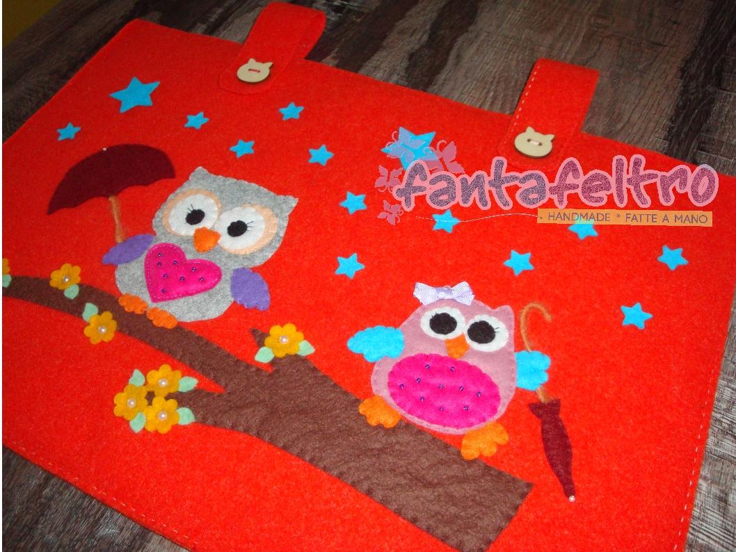 Fanta feltro copriforno con gufi for Pannello portaoggetti neonato amazon