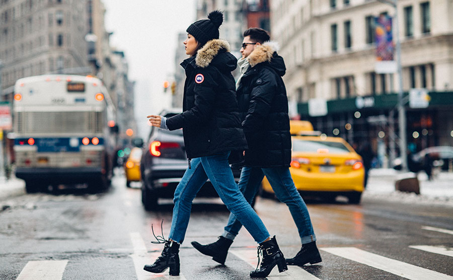 buy canada goose in nyc