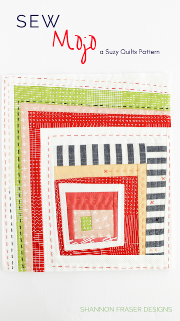 Q2 2018 Finish-A-Long | Shannon Fraser Designs | Sew Mojo Mini