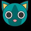 render gato de anime