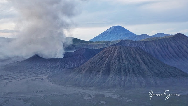 Gunung Bromo dari Seruni Point