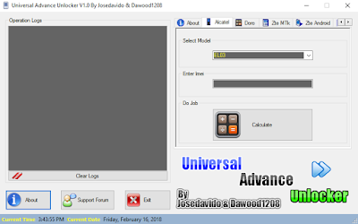 Universal Advance Unlocker Full Crack Free Download