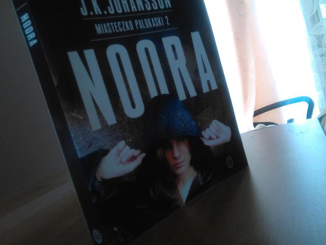 """Witamy ponownie w Palokaski. """"Noora"""" J.K Johansson"""
