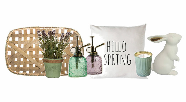 Budget-Friendly Spring Decor