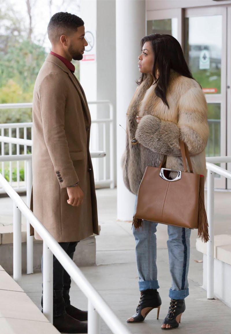 empire lucious and cookie hook up The trailer titled it's not business showed a frosty prison conversation between cookie and empire  empire with cookie advising him lucious  the hook-up back.