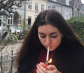 smoking lightup