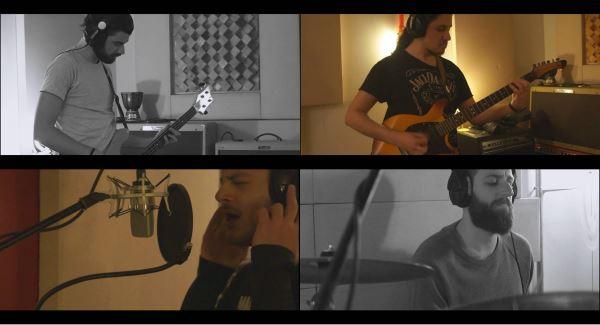 """SALTO MORTALE: """"Παράθυρο στο χάος"""" - Νέο κομμάτι και studio clip"""