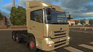 Nissan Diesel UD Quon truck