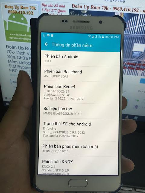 Điện thoại/Tablet - Unlock SIM mở mạng cho Oppo F3 Lite A57