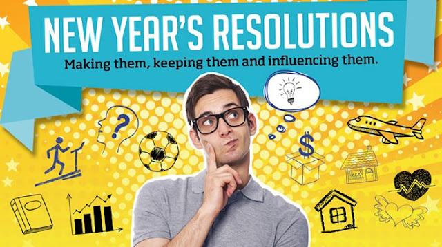 6 cara sukseskan resolusi di tahun baru