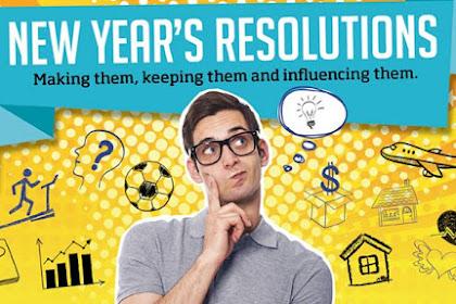 Cara Efektif Sukseskan Resolusi di Tahun Baru 2019