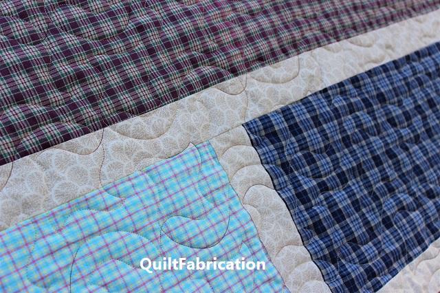 Quarter Cut 3 quilt closeup 2
