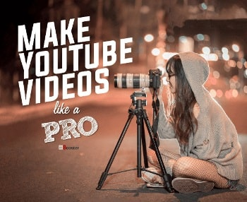 Top 10 Ways How To Make PROFESSIONAL YouTube Videos // YouTube Techniques