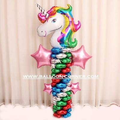 Ide Dekorasi Ulang Tahun Anak Tema My Little Pony