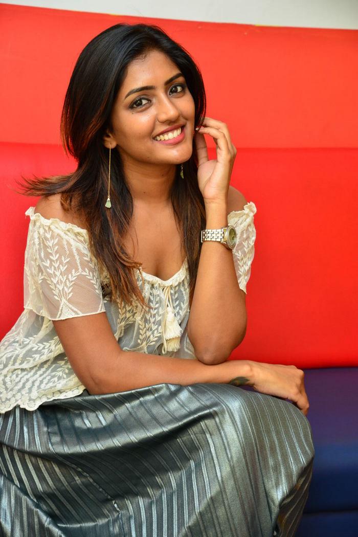 Eesha Rebba At Ami Thumi Promotions At BIG FM Event Stills