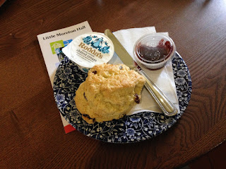 Little Moreton Hall Scones