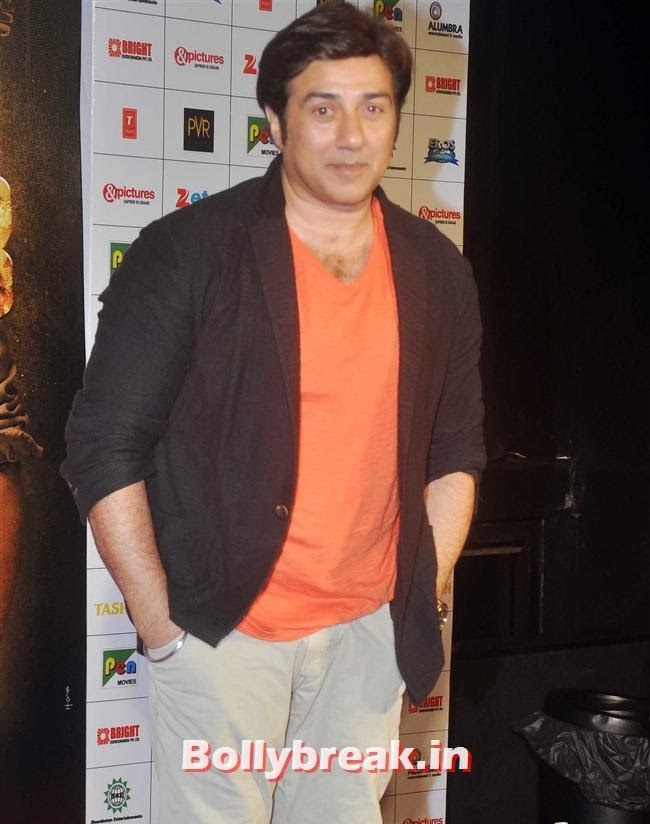 Sunny Deol, Singh Saab The Great Music Launch