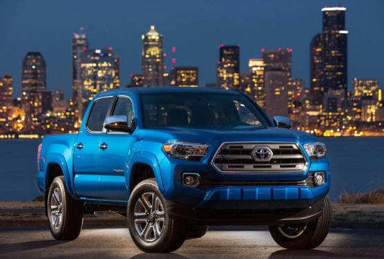 2017 Toyota Tacoma Diesel Rumors