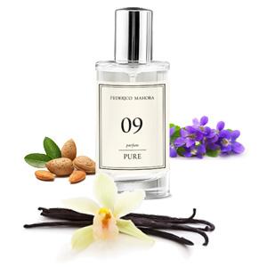 Zapach Orientalny z Nutą Kwiatową FM 09