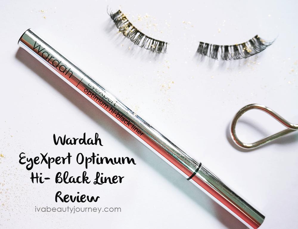 [REVIEW] WARDAH EYEXPERT OPTIMUM HI-BLACK LINER REVIEW