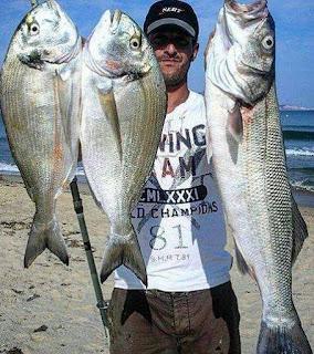 مواسم صيد الاسماك والربلات المستخدمة او المفضل استخدامها خلال هذه الفتره