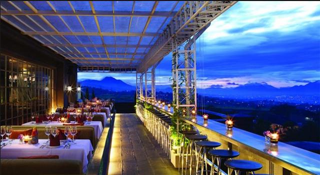 Rooftop Di Bandung Yang Keren Banget