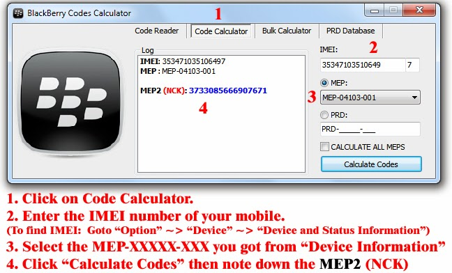 BLACKBERRY.RAR GRATUIT CODE TÉLÉCHARGER DE CALCULATEUR MEP2