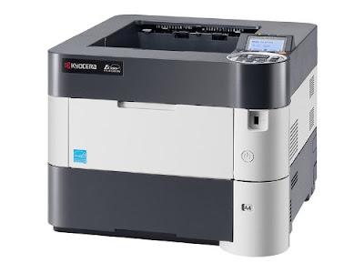 Kyocera FS-4100DN Driver Download