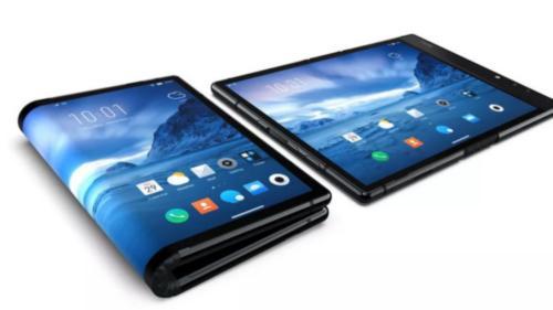FlexPai smartphone layar lipat pertama di dunia