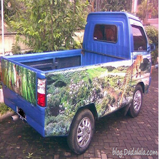 modifikasi mobil pick up ss modifikasi mobil pick up panther