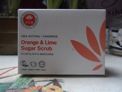 orange - lime peeling