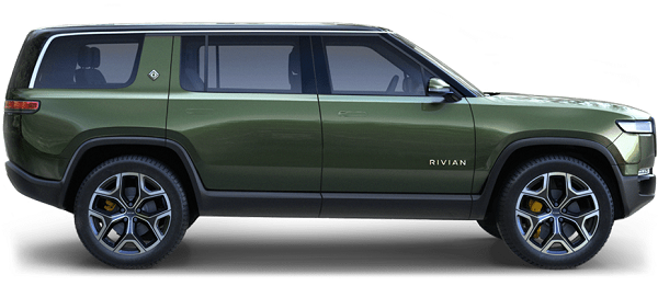 Rivian R1S SUV eléctrica