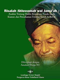 Terjemah Risalah Ahlussunnah Wal Jama'ah Karya Hadhratussayikh Hasyim Asy'ari