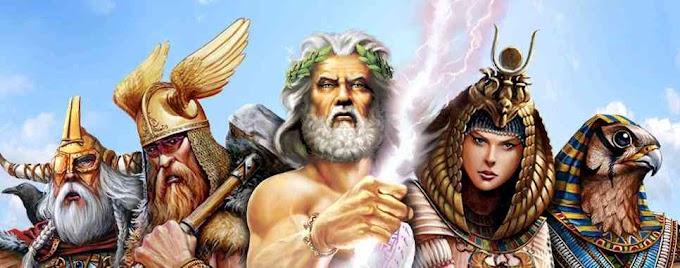 Os Titãs e os Deuses do Olimpo: História da Origem Grega