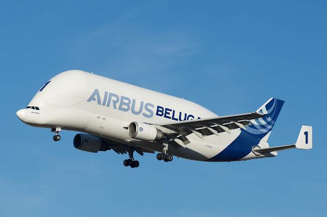 Airbus Beluga F-GSTA Airbus A300B4-608ST