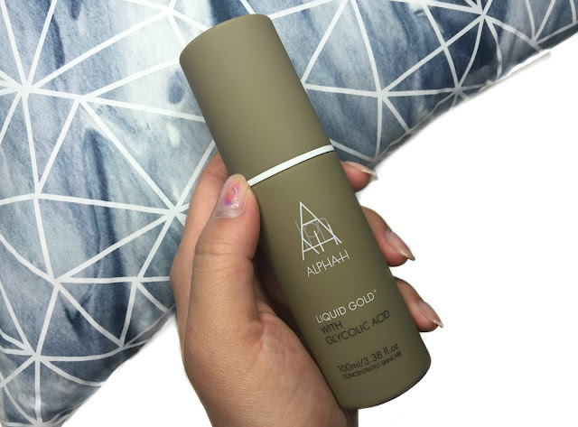 REVIEW: Alpha-H Liquid Gold