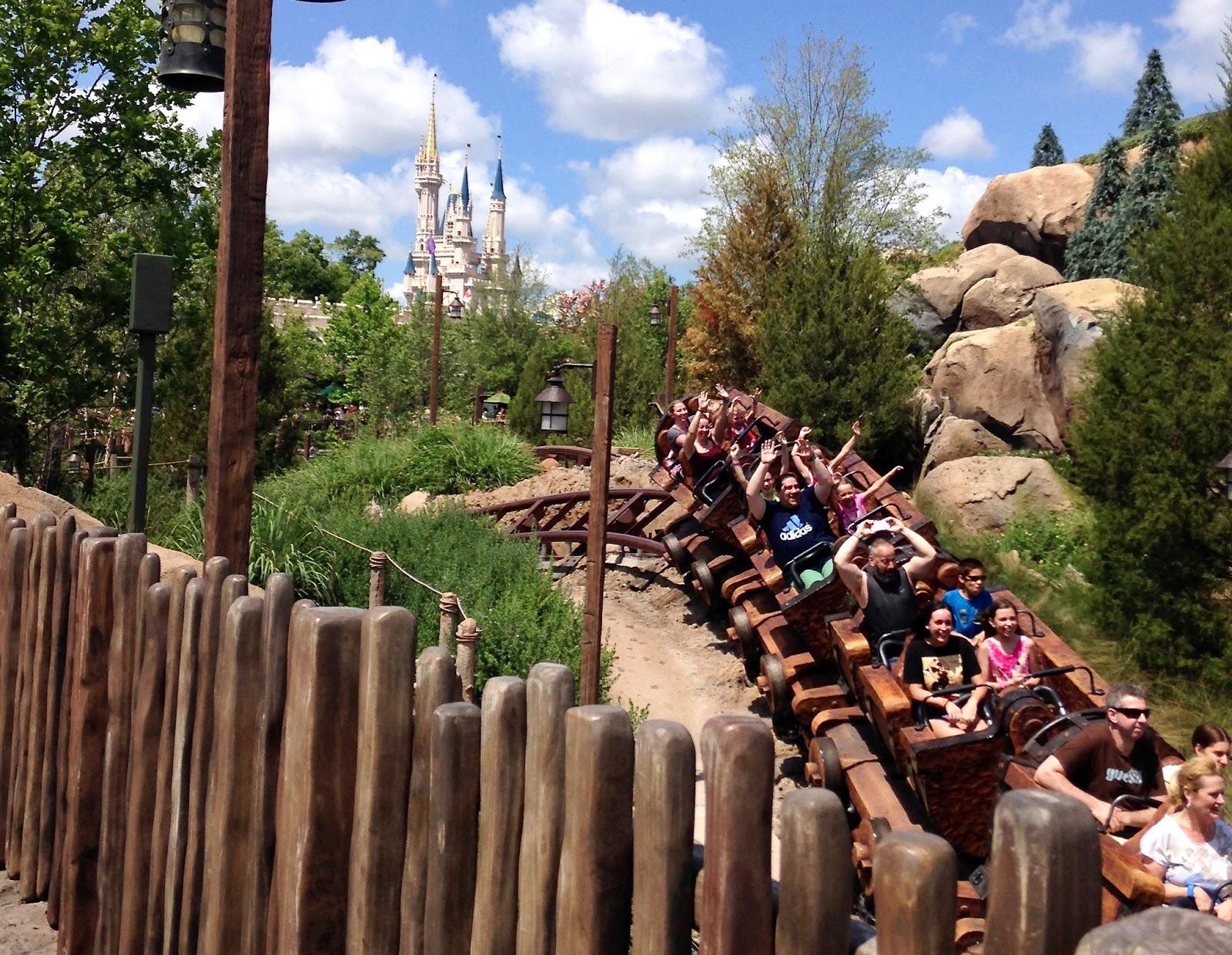 Magic-Kingdom-Seven-Dwarfs-Mine-Train-ride-Disney-World-Orlando-Florida
