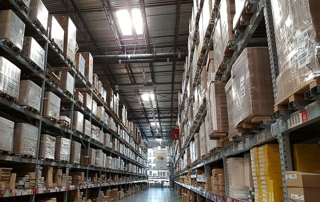 ecommerce warehouse bootstrap business blog