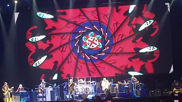 The Who faz show repleto de hits e cheio de energia no São Paulo Trip