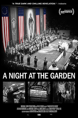 A Night at the Garden 2018 Oscars short film movie poster