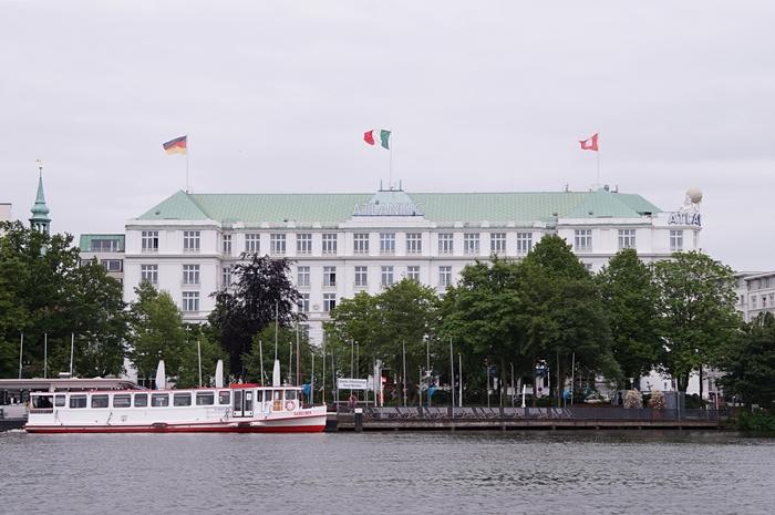 Alsterrundfahrt Hamburg | Tasteboykott