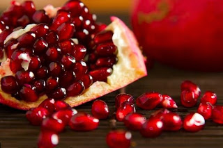 Diet-Pomegranate
