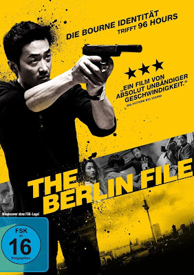 The Berlin File 2013 DVD R2 PAL Spanish