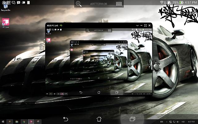 remote desktop client windows dari android