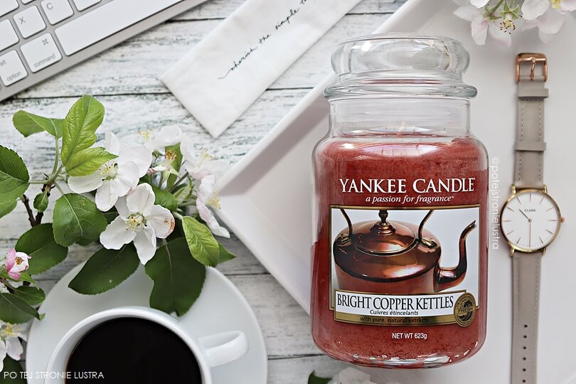 yankee candle bright copper kettles