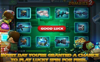 Call Of Mini Zombies 2 Mod Apk
