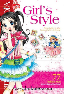 Buku Girls Encyclopedia Girls Style