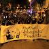 Cientos de personas secundan la marcha de Iretargi contra la violencia machista