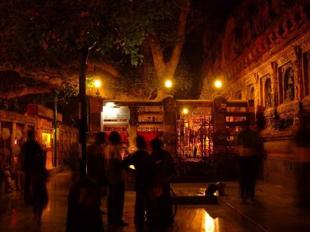 Bodhi Tree Temple Bodhgaya